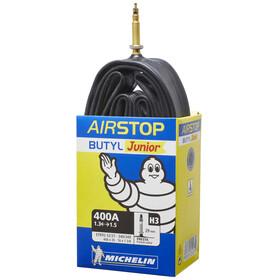 Michelin H3 Airstop Slang 16 tum, Prestaventil svart
